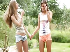 Dream Teen - Girl Kissing Girl