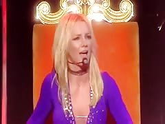 Britney Spears Can't Get No Satisfaction