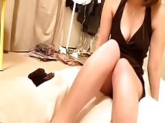 softcore asian as massage in panty