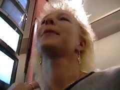 Ficken im Zug German