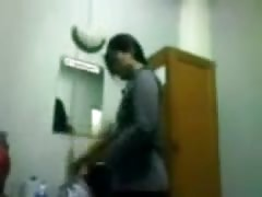 indonesian- hijab girl moaning