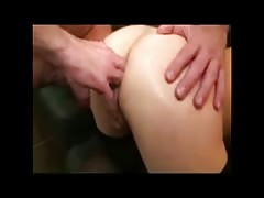 Anal Fingering French Beurette is Crying -AFM-