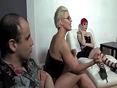 Mistress Crucifixion Foot Fetish Worship Cuckold Spanking