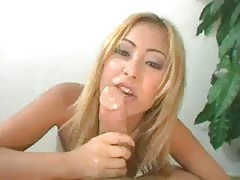 Hot Asian Girl Loves Big Moroccan Cock