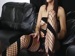 American Mistress Roxy Lane Slave Foot Fetish Unicorn fuck