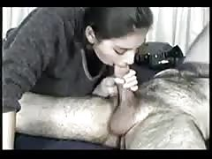 Fabiola fantastic blowjob