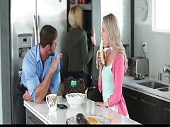 FamilyStrokes - Sneaking Around & Fucking My Step-Dad