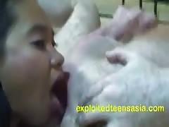 Juliet Filipino Amateur Teen 18+ Deep Rimming & BJ