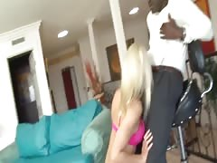Anika Albrite fucking and sucking a hard cock