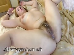 Hairy with cum COMPILATION