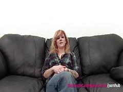Kinky Anal Loving Stripper's Casting Video