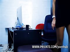 Blonde Chelsey Lanette Gets Fucked By Her Boss