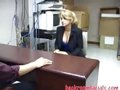 Lilia job interview