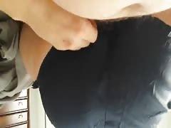 nylon shorts sex
