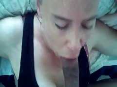 cheating milf sheila from south jersey facial