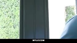 MYLF - Surprise CreamPie For Hot MILF